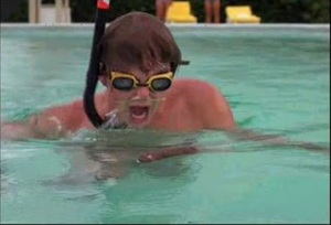 We have yet to find a Baby Ruth in the pool.